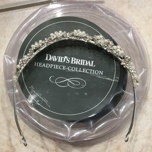 David's Bridal Tiara